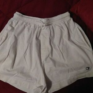 Ocean Pacific white shorts🏖️